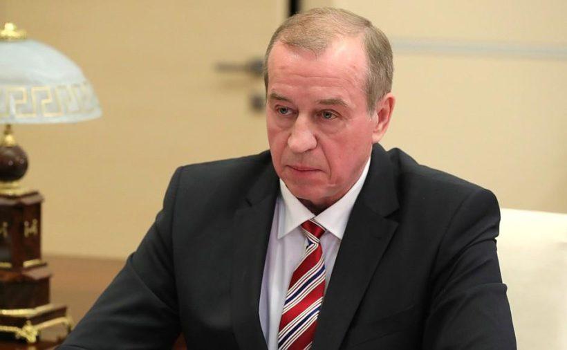 Губернатора Иркутской области Сергея Левченко госпитализировали
