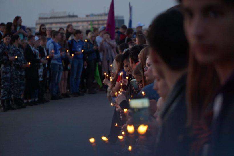 Митинги и траурные церемонии состоялись в Иркутске 6 мая