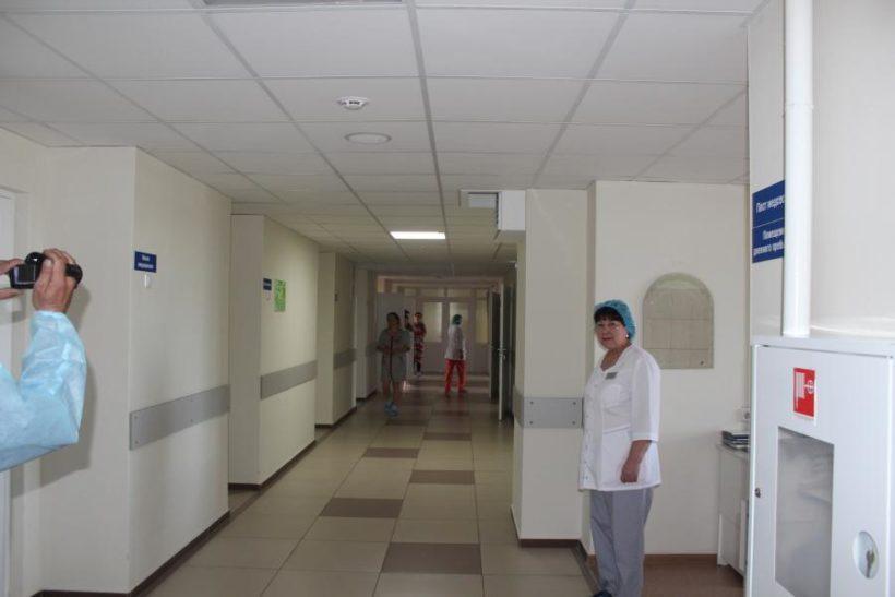 Центр амбулаторной онкологической помощи откроют в Кутулике Аларского района в августе