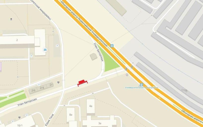 Дополнительная остановка и новый маршрут появятся в микрорайоне Университетском