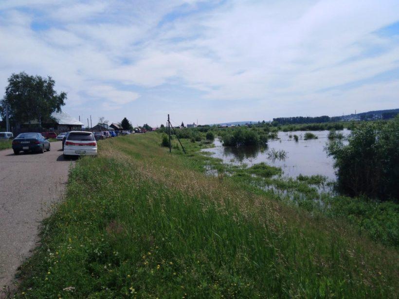 Жителей города Тулуна эвакуируют