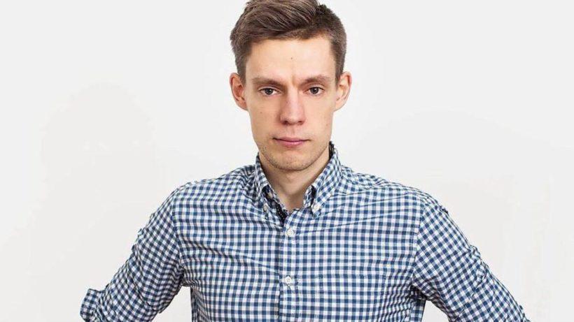 Юрий Дудь прилетел в Братск