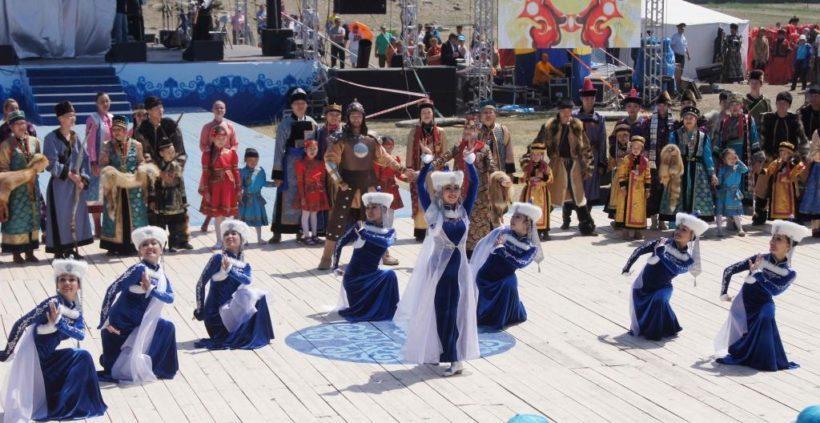 Международный фестиваль «Ёрдынские игры» стартовал на Байкале