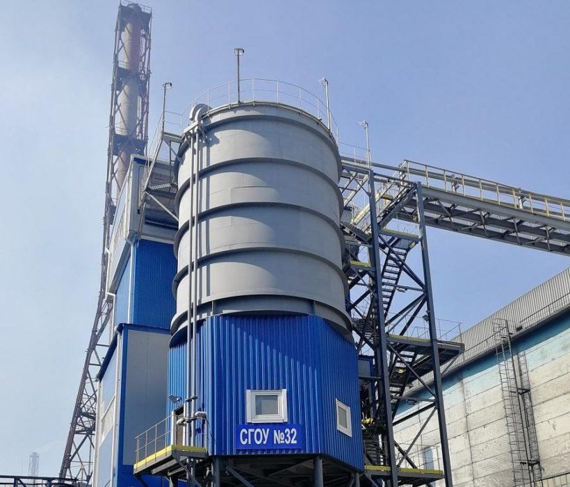 На Иркутском алюминиевом заводе запустили новую «сухую» газоочистку