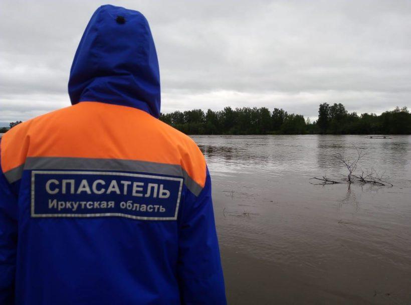 В пяти реках Иркутской области прогнозируют подъем уровня воды до критических отметок и выше