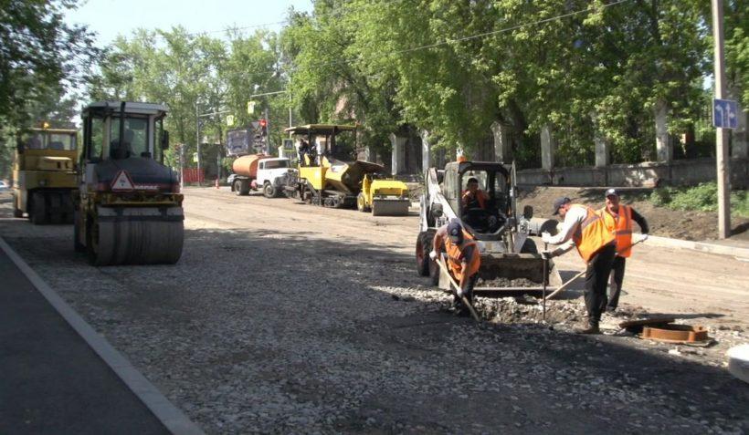 Новый участок улицы Баумана в Иркутске начнут строить во второй декаде июня