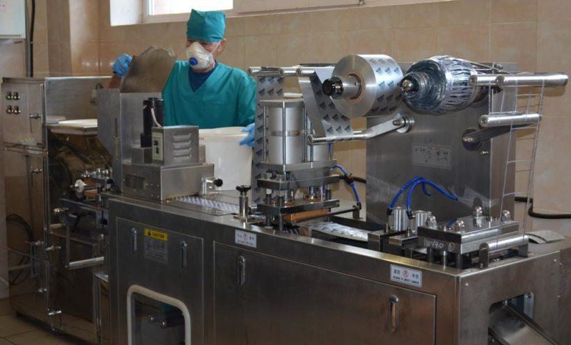 Обновлённый цех по переработке дикоросов открылся в Ангарске