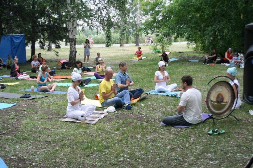 Пятый Международный День йоги состоится в Иркутске 22 июня