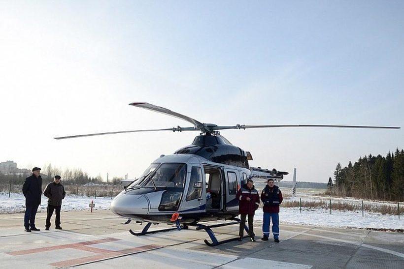 Посадочную площадку для санавиации планируют построить в Братске