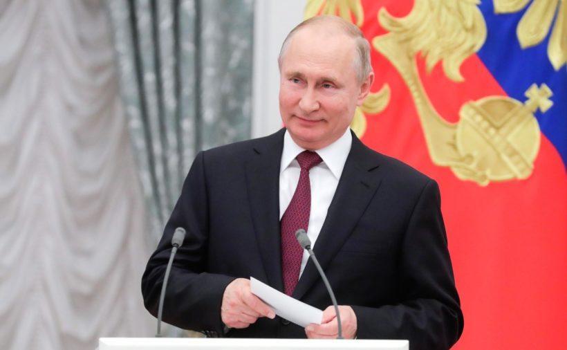 «Прямая линия с Владимиром Путиным» выйдет в эфир 20 июня