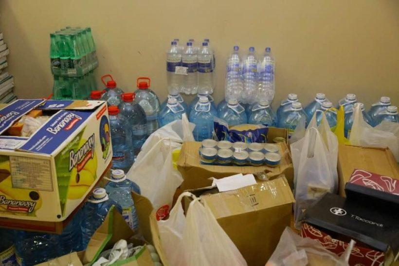 Пункты сбора помощи пострадавшим в наводнениях в Иркутской области