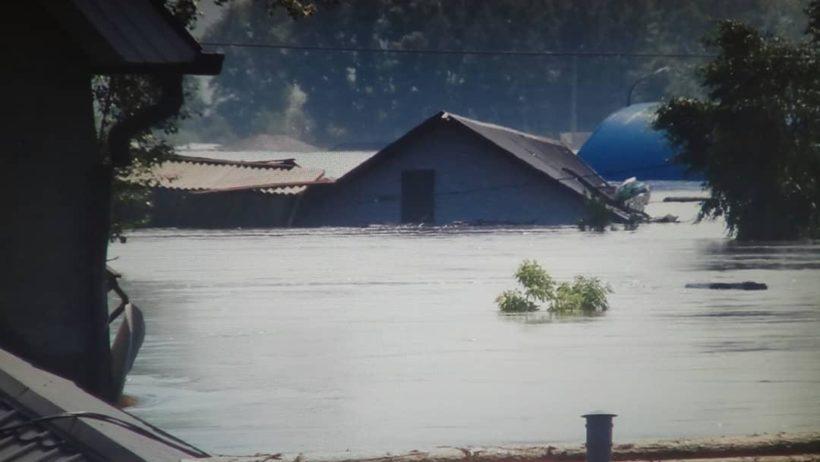 Ситуация в подтопленных районах Иркутской области на 30 июня