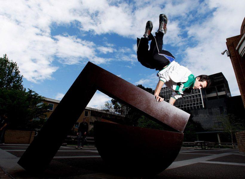 Соревнования по паркуру и фрирану пройдут в День молодёжи 29 июня