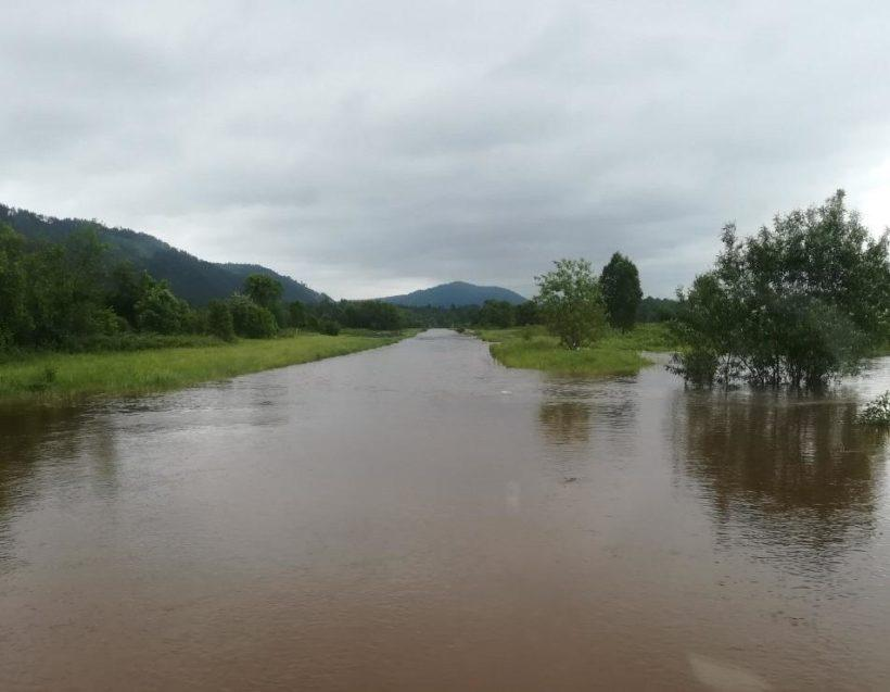 Два человека погибло на паводках в Приангарье