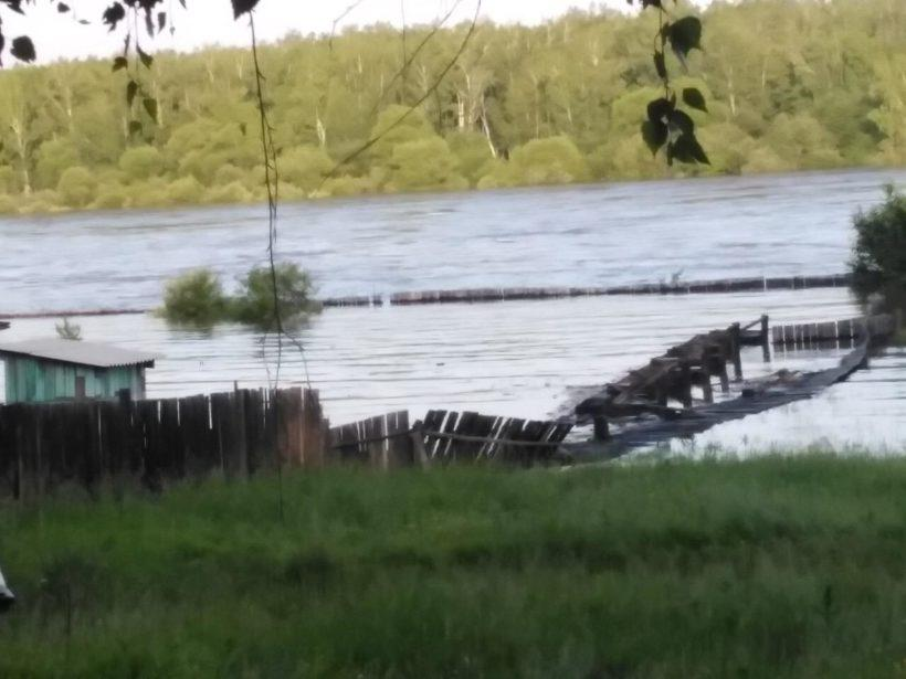 В Чунском и Зиминском районе ухудшается паводковая обстановка