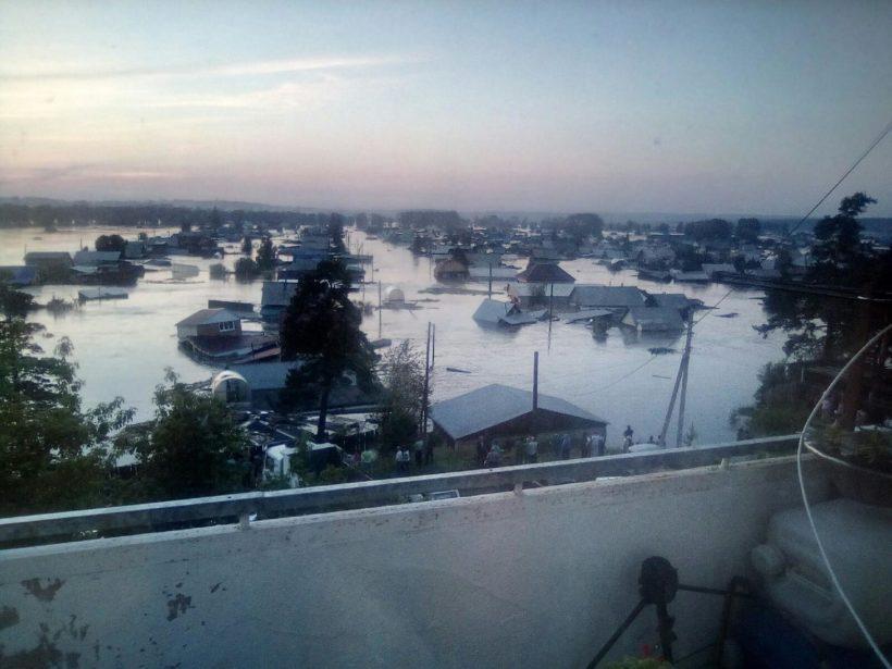 Пять человек погибло во время паводков в Приангарье