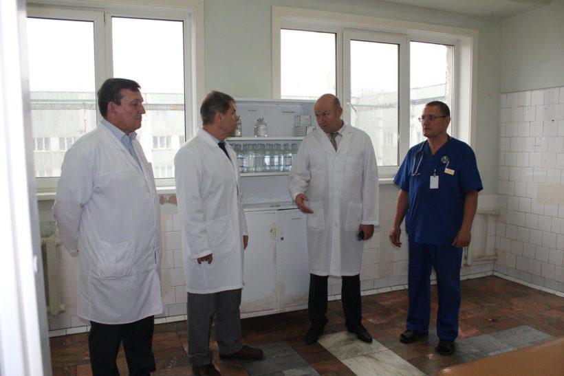 Десятую операцию по пересадке печени провели в Приангарье