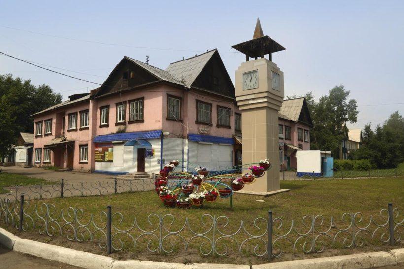 Поездка в Свирск – город артобъектов