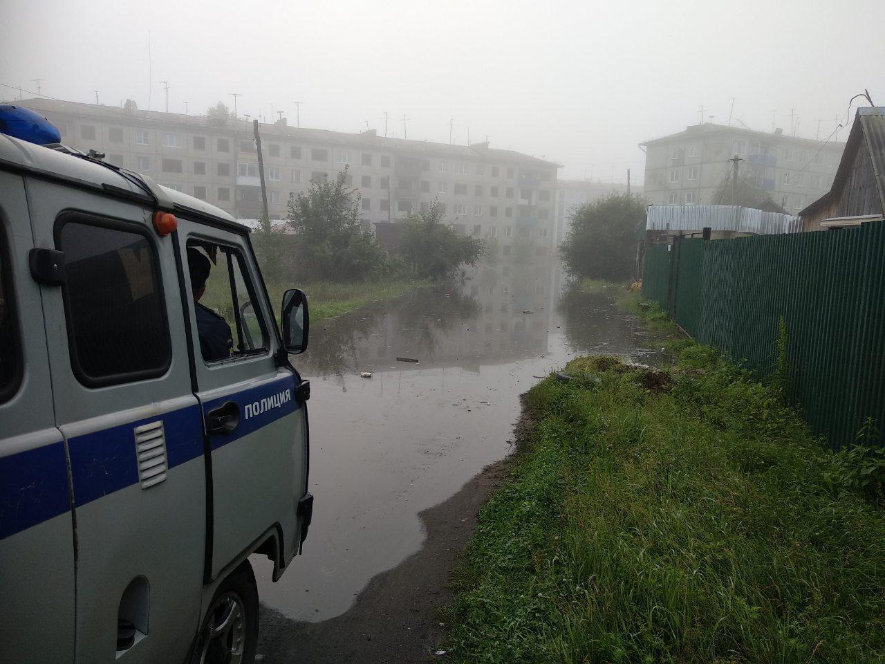 Проезд транспорта по трассе Р-255 «Сибирь» ограничен в Тулуне