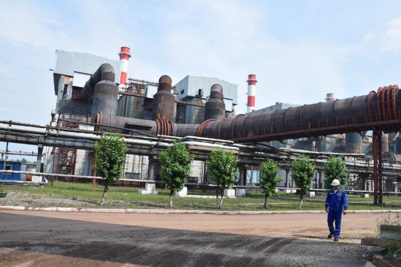 Программа технического перевооружения запущена на Братском заводе ферросплавов