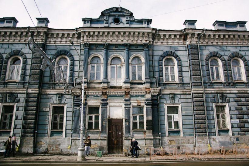 Шествие в защиту Дома офицеров и Дома Кузнеца состоится в Иркутске 16 июля
