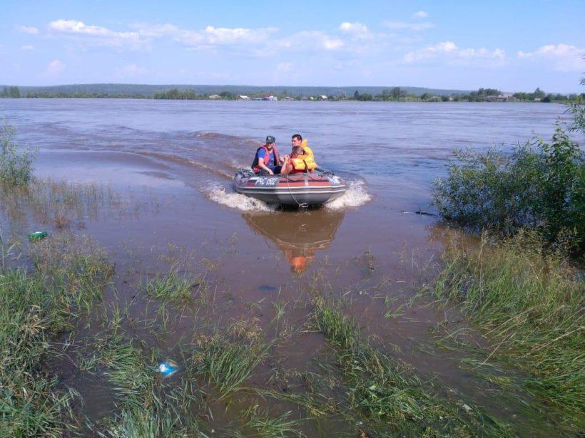 Паводковая ситуация на 1 июля. Подробно по каждому подтопленному району Приангарья