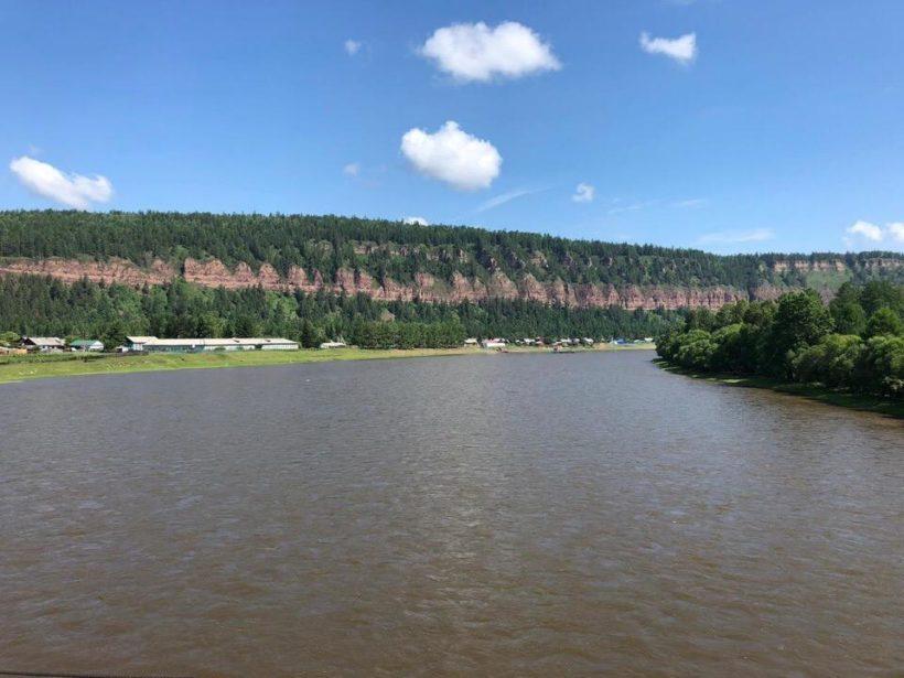 На реках Иркутской области отмечается повышение уровня воды