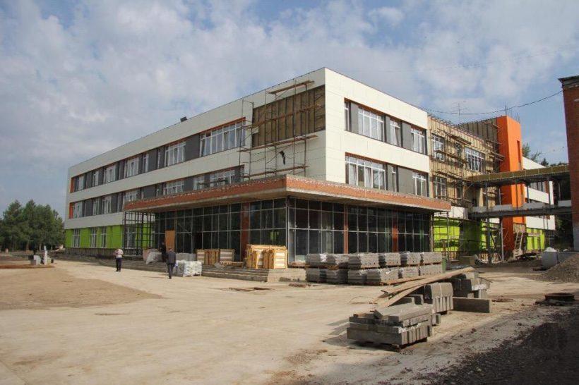 Прием заявлений в новую школу в микрорайоне Лесной начнется 15 июля