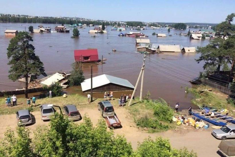 Монголия собрала гуманитарную помощь для жителей Иркутской области