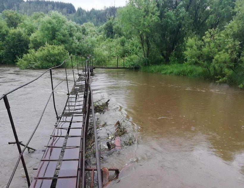 Режим ЧС введен в Куйтунском районе из-за паводков