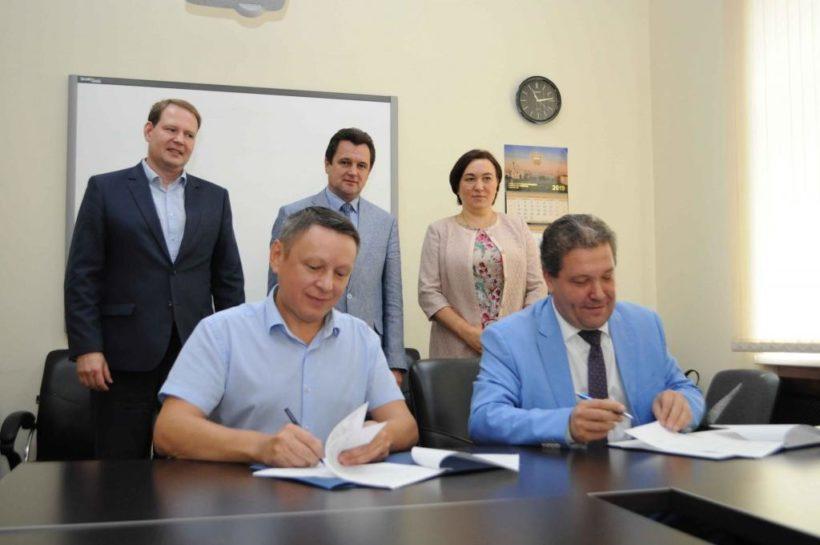 Два вуза Иркутска подписали соглашение о совместной работе по развитию научно-образовательного центра «Байкал»