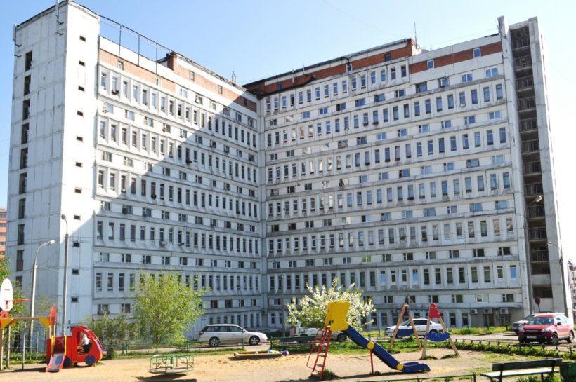 В четырех общежитиях ИГУ сделали ремонт летом