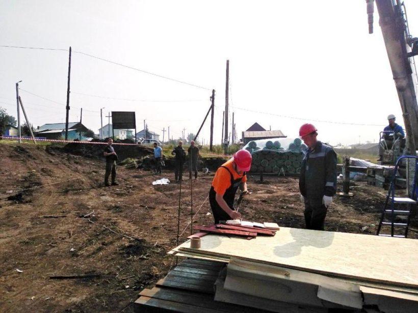 Индивидуальные жилые дома построят в микрорайоне Березовая Роща на территории Тулуна