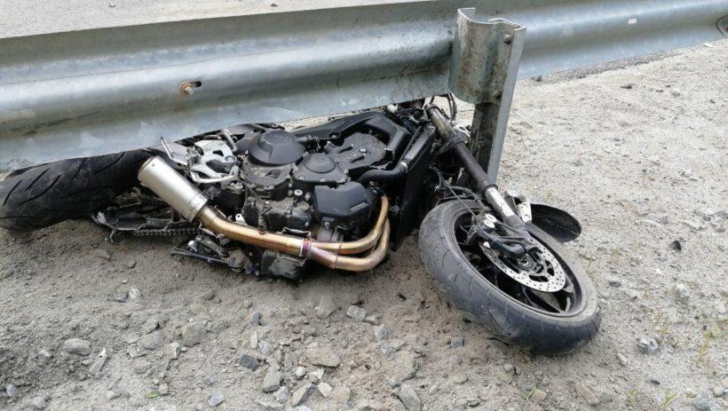 Мотоциклист погиб в ДТП в Шелеховском районе