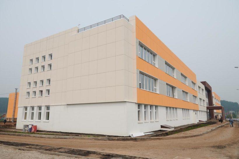 """Новые школы Иркутска будут работать по системе """"Умный город"""""""