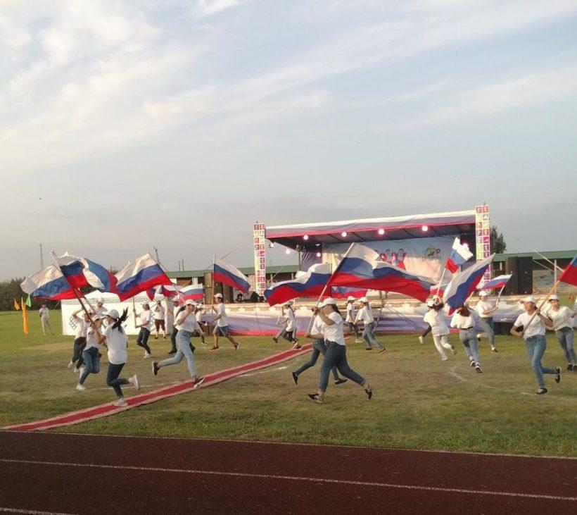 Областной школьный «Сур-Харбан-2019» прошел в Нукутском районе