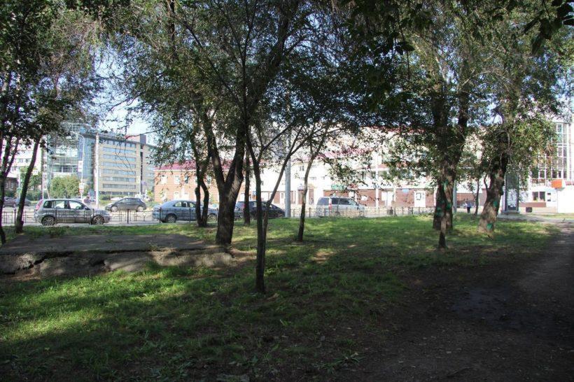 Сквер дружбы Иркутска и Пфорцхайма обустроят в областном центре в 2020 году