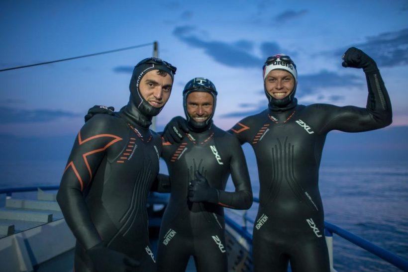 Рекордную дистанцию в 45 километров преодолели участники заплыва «За чистый Байкал»