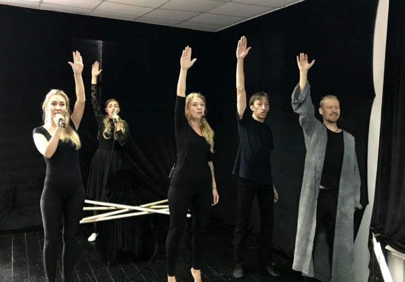 Театр пилигримов готовит премьеру рок-оперы «Страсти по Марии»