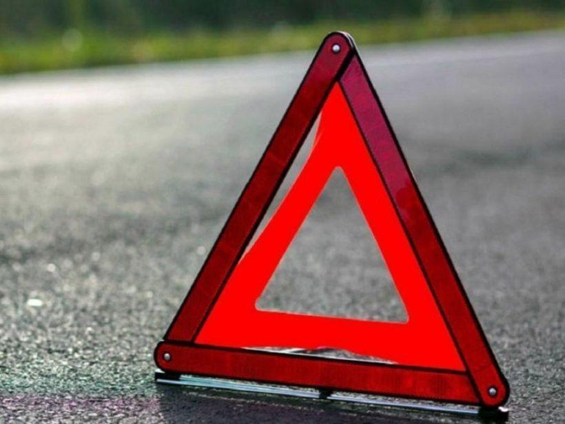 Три человека пострадало в ДТП в Усольском районе. Видео