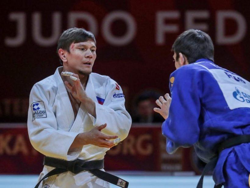 Иркутянин Евгений Прокопчук стал бронзовым призером командного турнира чемпионата мира по дзюдо