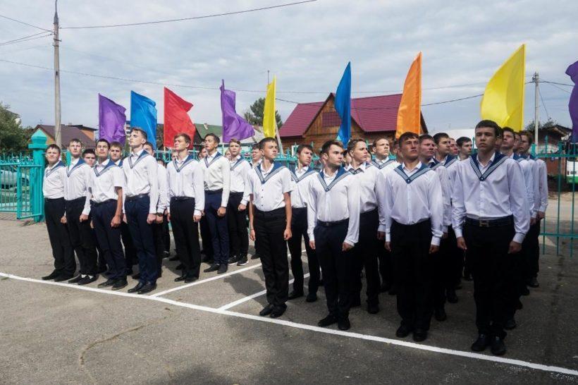 Навигационную школу открыли на базе иркутского техникума речного и автомобильного транспорта