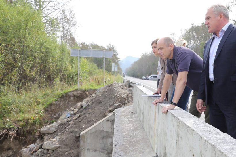 Областные парламентарии предусмотрят средства на восстановление Байкальска, пострадавшего от паводков