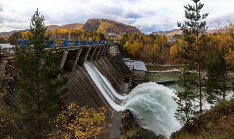 Мамаканская ГЭС – красота рождения энергии
