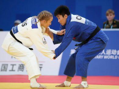 Братчанка завоевала серебряную медаль на VII Всемирных военных играх