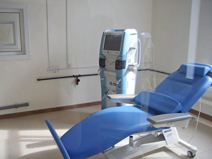 Отделение амбулаторного гемодиализа открыли в зиминской больнице