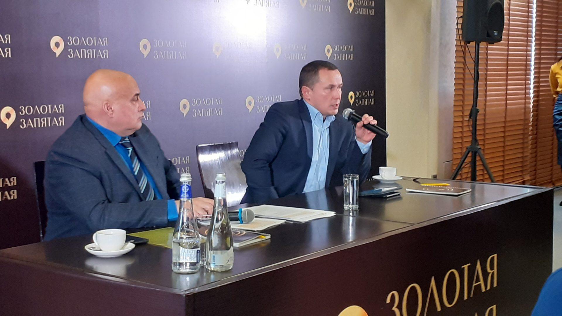 Дмитрий Бердников попробует пройти через конкурс по выборам главы города