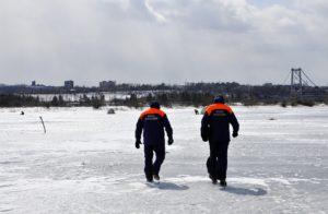 Лёд на реках Приангарья разрушается. МЧС предупреждает об опасности