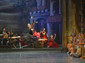 Иркутский музыкальный театр покажет балеты онлайн