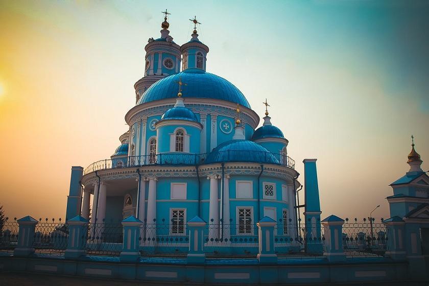 Храм в Тельме признали лучшим в Европе